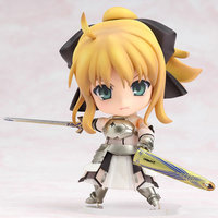 GOOD SMILE COMPANY (GSC) Fate/Unlimited Codes Nendoroid Saber Lily (2nd Production Run)