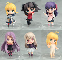 GOOD SMILE COMPANY (GSC) Nendoroid Petit Fate/stay night