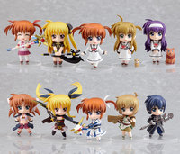 GOOD SMILE COMPANY (GSC) Nendoroid Petit Magical Girl Lyrical Nanoha The MOVIE 1st