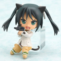 GOOD SMILE COMPANY (GSC) Nendoroid Strike Witches Francesca Lucchini
