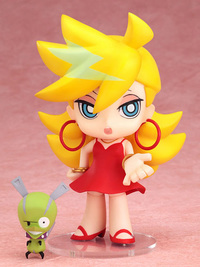 GOOD SMILE COMPANY (GSC) Panty & Stocking with Garterbelt Nendoroid Panty