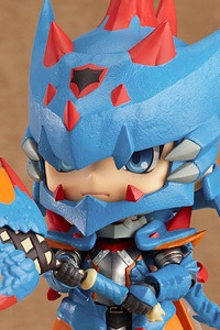GOOD SMILE COMPANY (GSC) Monster Hunter 3 (Tri) G Nendoroid Male Swordsman Lagia X Edition