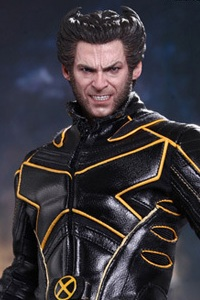 Hot Toys Movie Masterpiece X-MEN: The Last Stand Wolverine 1/6 Action Figure