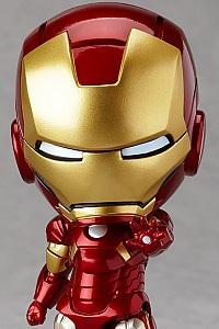 GOOD SMILE COMPANY (GSC) IRON MAN Nendoroid IRON MAN Mark 7 Heroes Edition