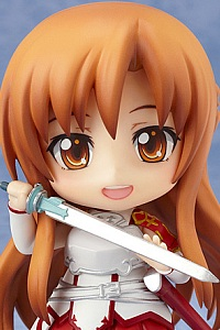 GOOD SMILE COMPANY (GSC) Sword Art Online Nendoroid Asuna (2nd Production Run)