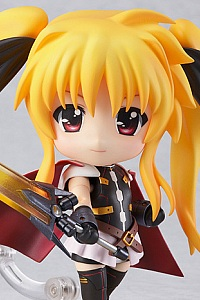 GOOD SMILE COMPANY (GSC) Magical Girl Lyrical Nanoha The MOVIE 2nd A's Nendoroid Fate Testarossa Blaze Form Edition