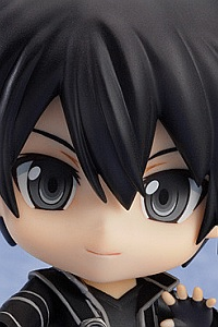 GOOD SMILE COMPANY (GSC) Sword Art Online Nendoroid Kirito (2nd Production Run)