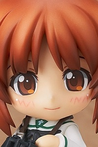 GOOD SMILE COMPANY (GSC) Girls und Panzer Nendoroid Nishizumi Miho (3rd Production Run)
