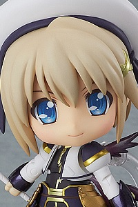 GOOD SMILE COMPANY (GSC) Magical Girl Lyrical Nanoha The MOVIE 2nd A's Nendoroid Yagami Hayate Unison Edition