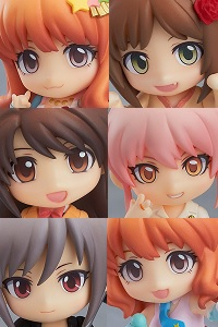 GOOD SMILE COMPANY (GSC) Nendoroid Petit iDOLM@STER Cinderella Girls Stage 02 (1 BOX)