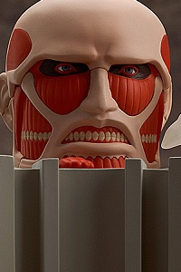 GOOD SMILE COMPANY (GSC) Attack on Titan Nendoroid Supersize Titan & Attack Playset