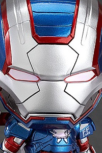 GOOD SMILE COMPANY (GSC) Iron Man 3 Nendoroid Iron Patriot Heroes Edition