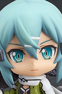 GOOD SMILE COMPANY (GSC) Sword Art Online II Nendoroid Sinon (2nd Production Run)