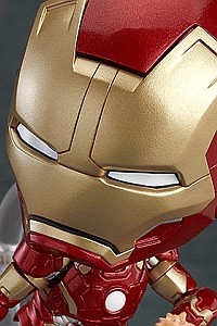 GOOD SMILE COMPANY (GSC) Avengers: Age of Ultron Nendoroid Iron Man Mark 43 Heroes Edition + Ultron Sentry Set