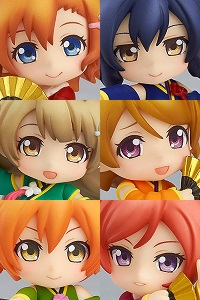 GOOD SMILE COMPANY (GSC) Nendoroid Petit Love Live! Angelic Angel Ver. (1 BOX)