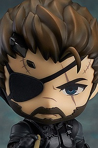 GOOD SMILE COMPANY (GSC) METAL GEAR SOLID V: THE PHANTOM PAIN Nendoroid Venom Snake Sneaking Suit Ver.