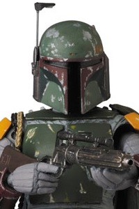 MedicomToy MAFEX No.025 Star Wars Boba Fett (RETURN OF THE JEDI Ver.) Action Figure