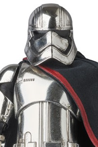 MedicomToy MAFEX No.028 Star Wars: The Force Awakens Captain Phasma Action Figure