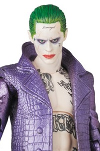 MedicomToy MAFEX No.032 Joker Suicide Squad Action Figure