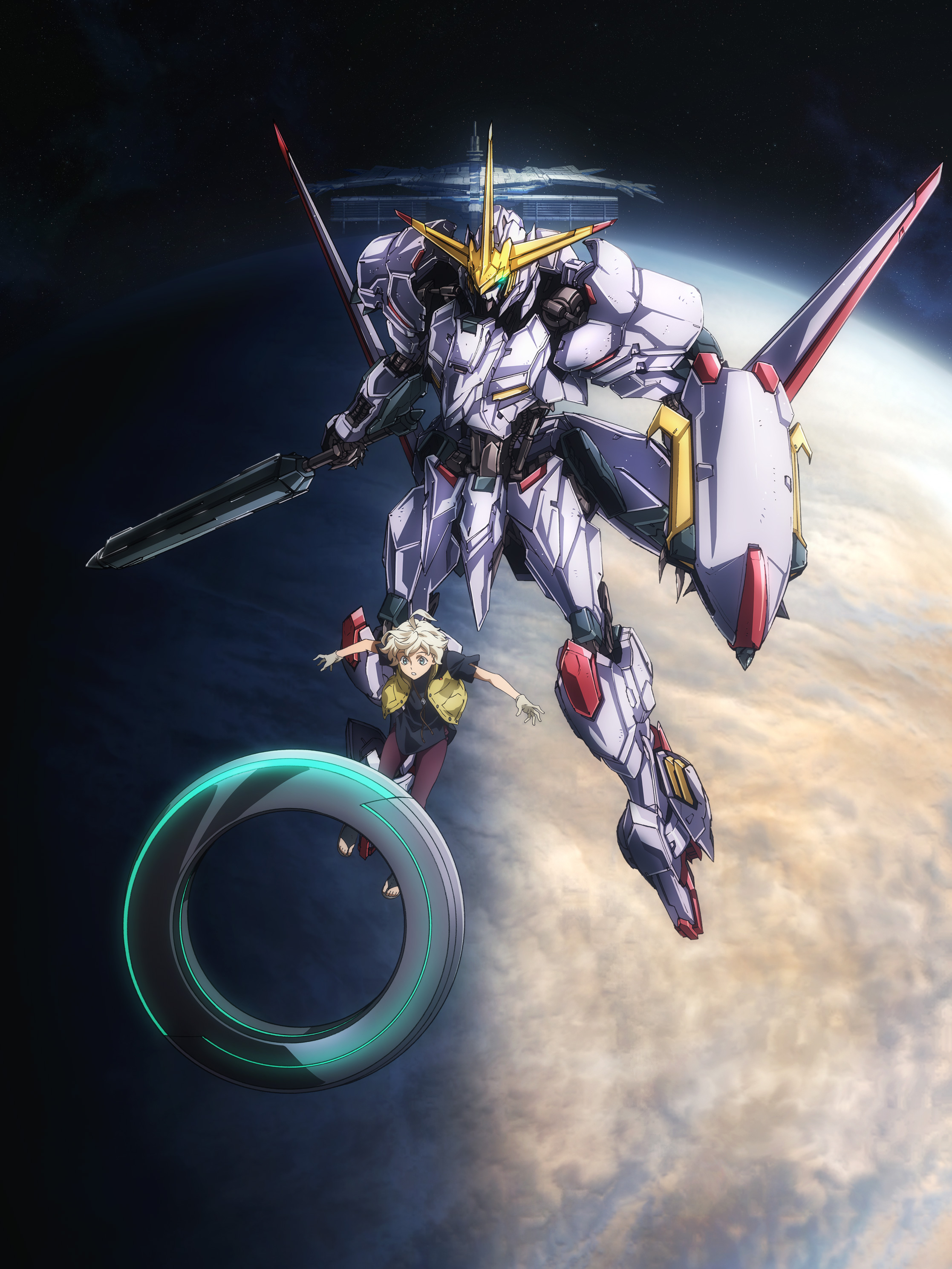 Mobile Suit Gundam: Iron-blood Orphans Uruzuhunt