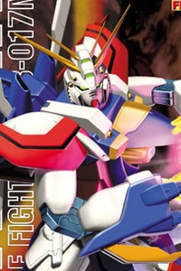 Bandai Mobile Fighter G Gundam MG 1/100 GF13-017NJII God Gundam