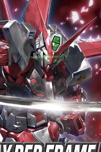 Gundam SEED HG 1/144 MBF-P02 Gundam Astray Red Frame [Flight Unit]