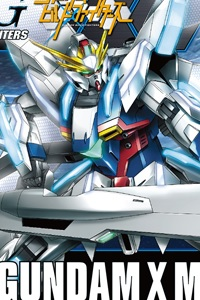 Gundam Build Fighters HG 1/144 Gundam X Maoh