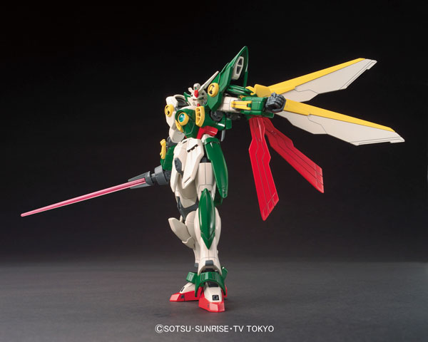 an analysis of my gundam wing zero scale model in my childhood toys