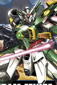 Gundam Build Fighters HG 1/144 Wing Gundam Fenice