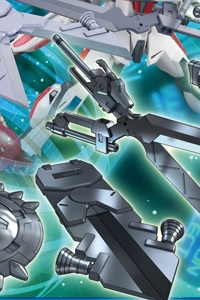 Gundam Build Fighters HG BUILD CUSTOM 1/144 Hyper Gunpla Battle Weapons