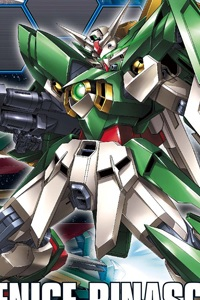 Gundam Build Fighters HG 1/144 Gundam Fenice Rinascita
