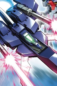 Gundam Build Fighters HG 1/144 Lightning Back Weapon System