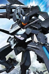 Gundam 00 1/100 SVMS-010 Over Flag