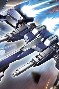 Bandai Gundam Build Fighters HG 1/144 Lightning Back Weapon System Mk-II