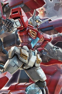 Bandai GUNDAM Reconguista in G HG 1/144 Gundam G-Self with Assault Pack