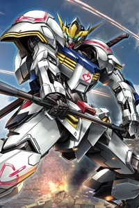 Gundam IRON-BLOODED ORPHANS HG 1/144 ASW-G-08 Gundam Barbatos