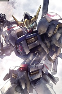 Gundam IRON-BLOODED ORPHANS 1/100 ASW-G-08 Gundam Barbatos