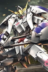Gundam IRON-BLOODED ORPHANS HG 1/144 ASW-G-08 Gundam Barbatos 6th Form