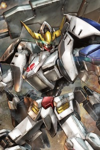 Gundam IRON-BLOODED ORPHANS 1/100 ASW-G-08 Gundam Barbatos 6th Form