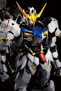 Gundam IRON-BLOODED ORPHANS Hi-Resolution Model 1/100 ASW-G-08 Gundam Barbatos
