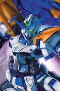 Gundam SEED MG 1/100 MBF-P03R Gundam Astray Blue Frame Second Revise