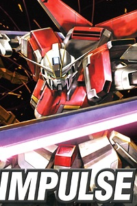 Gundam SEED HG 1/144 ZGMF-X56S/β Sword Impulse Gundam