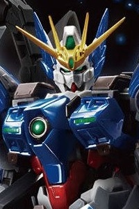 Gundam W Hi-Resolution Model 1/100 XXXG-00W0 Wing Gundam Zero