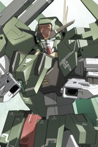 Gundam 00 1/100 GN-006 Cherudim Gundam Designer's Colour Version