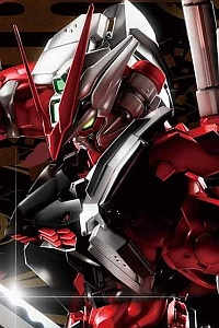 Gundam SEED Hi-Resolution Model 1/100 MBF-P02 Gundam Astray Red Frame